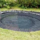 Kit complet pour bassin de jardin prefabrique AQUALINER Ubbink - Installation d'un bassin avec la bâche AQUALINER Ubbink