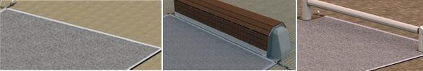 Couverture volet automatique piscine HIVEROLL Walter 100g/m² Gris - Couverture de protection volet automatique piscine HIVEROLL Walter 100g/m² Gris