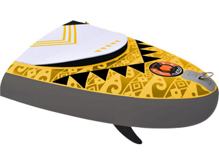 Paddle gonflable Zray X-Rider 9'9 - Paddle gonflable Zray X-Rider 9'9 Une technologie de qualité