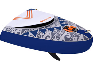 Paddle gonflable Zray X-Rider 12' - Paddle gonflable Zray X-Rider 12'
