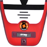 Paddle gonflable Zray FURY 10' - Technologie et conception du paddle gonflable Zray FURY 10'