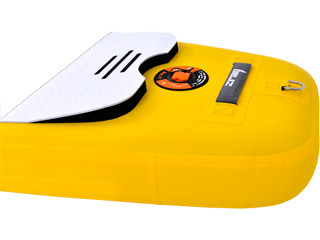 Paddle gonflable Zray FURY 11'6 - Technologie et conception du paddle gonflable Zray FURY 11'6