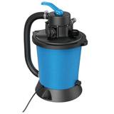 Kit piscine carree Jilong PASSAAT 300x300x100cm filtration sable - Piscine tubulaire carrée Jilong PASSAAT filtration sable