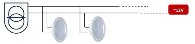 Lampe Seamaid PAR56 ECOPROOF 60 led Blanc 1450lm 13,5w - Lampe Seamaid PAR56 ECOPROOF 60 led Blanc 1450lm 13,5w