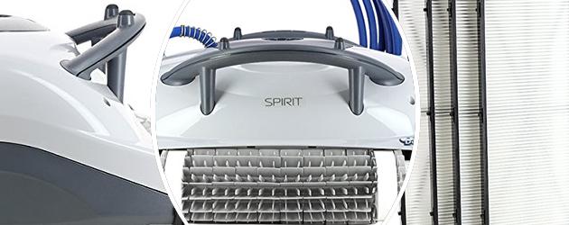 Robot piscine electrique Dolphin SPIRIT - Robot piscine électrique Dolphin SPIRIT Exigence et technologie