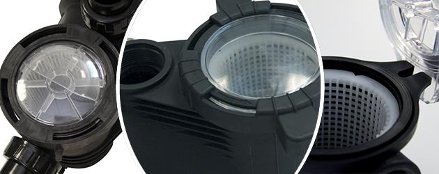 Pompe de filtration PREMIUM Aqualux piscine 130m³ - Avantages de la pompe de filtration PREMIUM Aqualux piscine 130m³