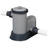 Kit piscine tubulaire Bestway POWER STEEL ronde Ø548x132cm a cartouche - Kit piscine complet Bestway POWER STEEL