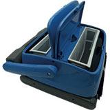 Robot piscine electrique Aqualux ORCA 300 - Caractéristiques du robot piscine électrique Aqualux ORCA 300
