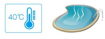 Pompe à chaleur pour piscine R32 Mini HEAT PUMP 3Kw - Avantages de la pompe à chaleur pour piscine R32 Mini HEAT PUMP 3Kw