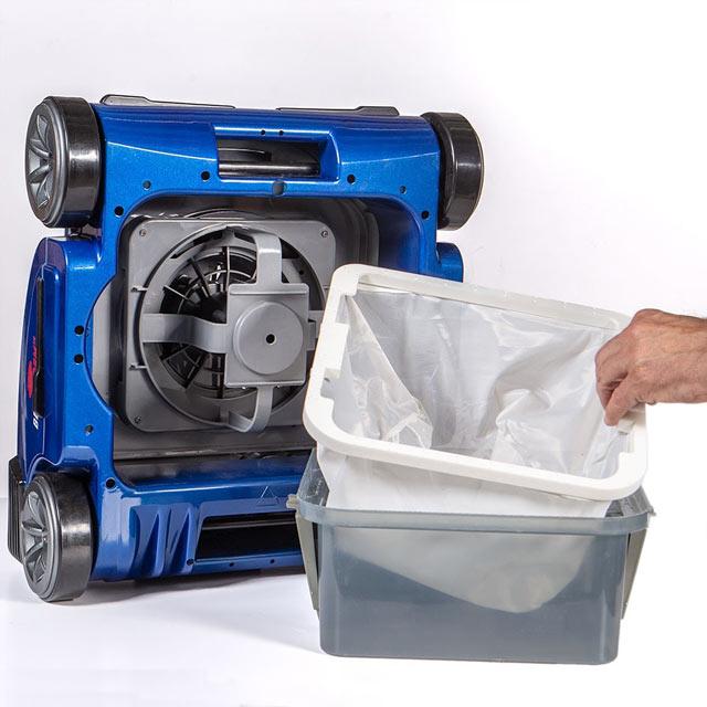 Robot nettoyeur electrique piscine Pentair BLUESTORM - Robot nettoyeur électrique piscine Pentair BLUESTORM