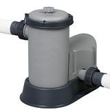 Kit Piscine tubulaire Bestway POWER STEEL FRAME POOLS rectangulaire 640 x 274 x 132cm filtration cartouche + echelle - Caractéristiques techniques des piscines Bestway POWER STEEL FRAME POOLS rectangulaire 640 x 274 x 132cm