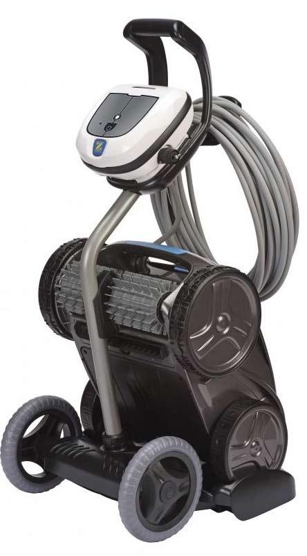 Robot piscine electrique Zodiac VORTEX OV3480 2021 avec chariot - Robot piscine électrique Zodiac VORTEX OV3480 Pour un nettoyage en profondeur de votre bassin