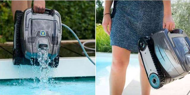 Robot piscine electrique Zodiac TORNAX OT2100 - Robot piscine électrique Zodiac TORNAX OT2100 Pour un nettoyage en profondeur de votre bassin