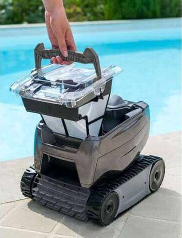 Robot piscine electrique Zodiac TORNAX OT3200 TALE - Robot piscine électrique Zodiac TORNAX OT3200 Pour un nettoyage en profondeur de votre bassin