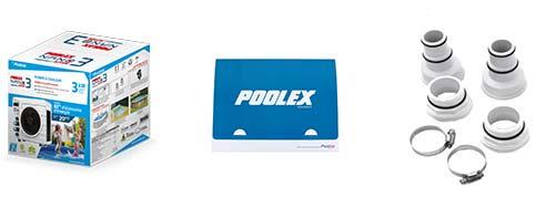 Pompe a chaleur piscine Poolex NANO ACTION REVERSIBLE 2021 - Avantages de la pompe à chaleur NANO ACTION réversible