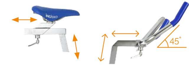 Aquabike Waterflex INOBIKE 6 Air velo de piscine - Aquabike piscine Waterflex INOBIKE Air De la qualité au service de votre forme