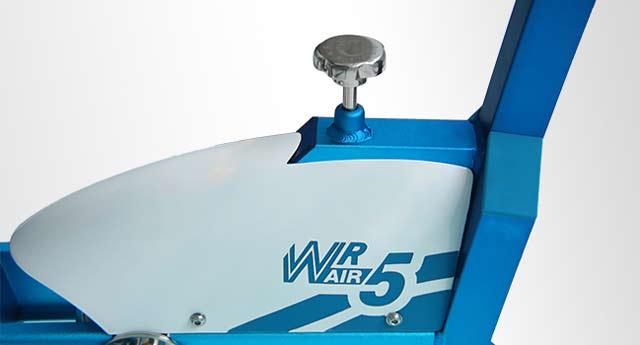 Aquabike Waterflex WR5 Air velo de piscine - Waterflex WR4 Air Un aquabike solide et complet