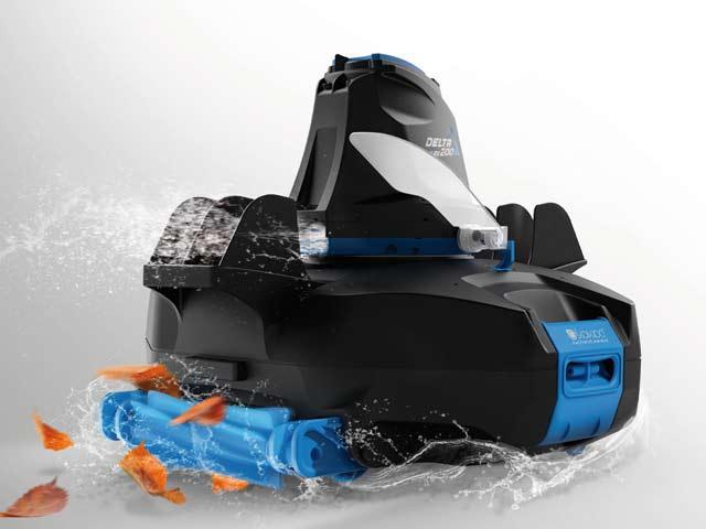 Robot piscine electrique sans fil DELTA 200 PLUS Kokido - Avantages du robot piscine électrique DELTA 200 PLUS Kokido