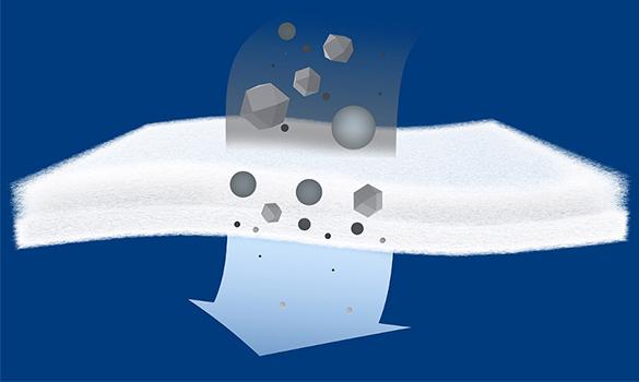 Masse filtrante Pureflow pour filtre a sable 130g - Caractéristiques du média PureFlow pour filtre à sable 130g