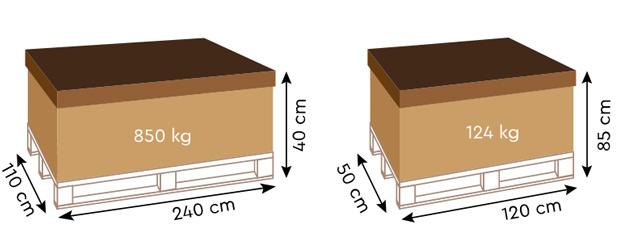 Piscine bois hors-sol BWT POOL'N BOX JUNIOR 374x247x76cm - Caractéristiques de la piscine bois BWT POOL'N BOX JUNIOR