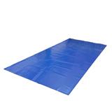 Kit piscine hors-sol acier Toi IBIZA ovale 915x457X132cm filtre a sable 8,5m³/h sans contrefort - Kit piscine complet Toi IBIZA Ovale sans contrefort